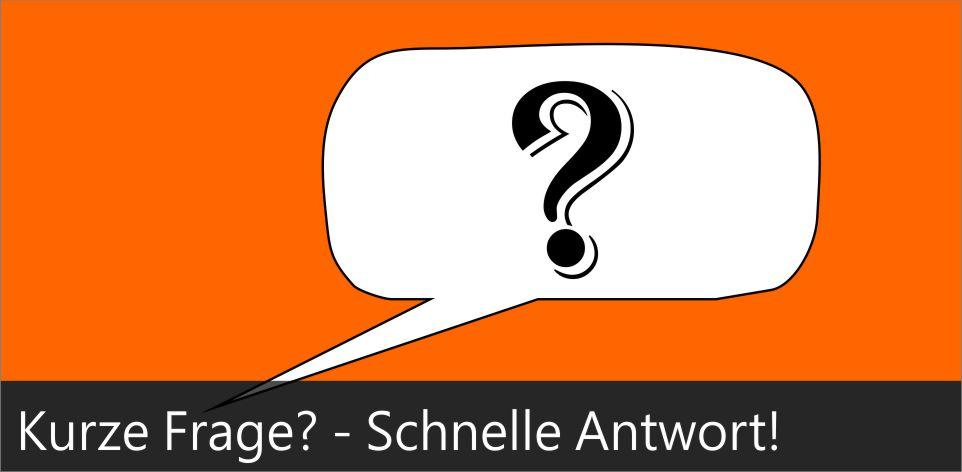 Kanzlei für Kirchenrecht - Kurze Frage? - Schnelle Antwort!