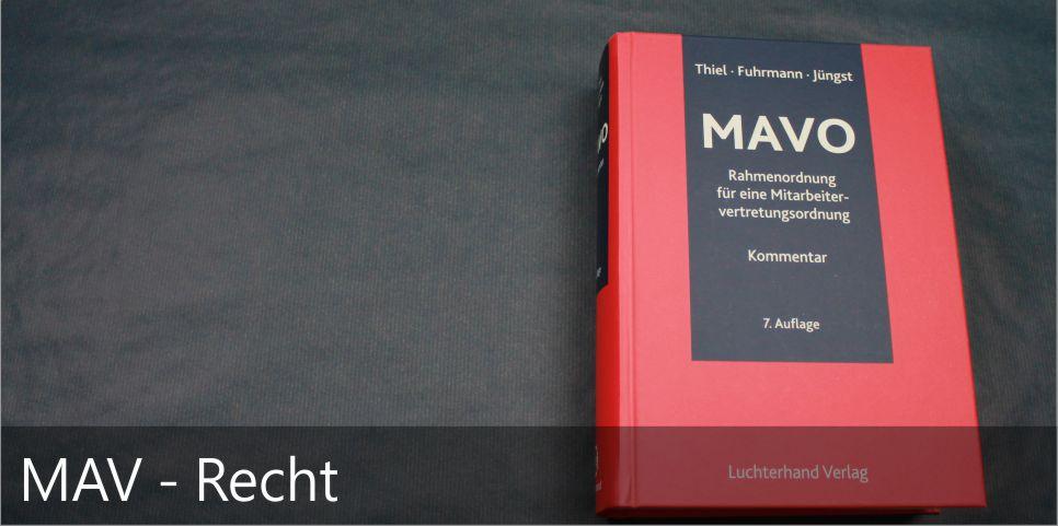 Kanzlei für Kirchenrecht - MAV-Recht