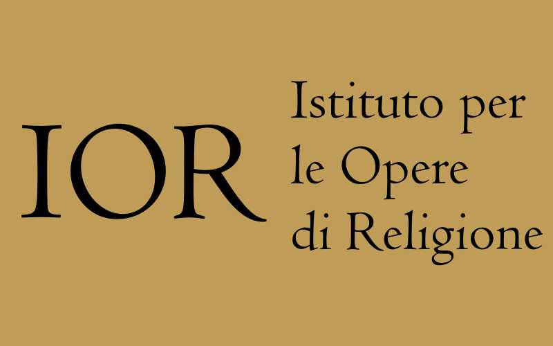 Das IOR wird auch als Istituto per le Opere di Religione